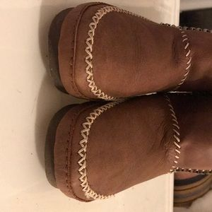 laidback london Shoes - Super cozy laidback London leather boots